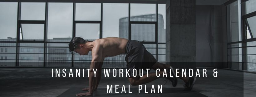 Insanity Workout Plan